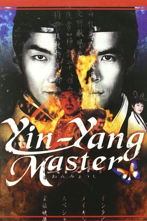 Onmyoji: The Yin Yang Master (2001) Poster