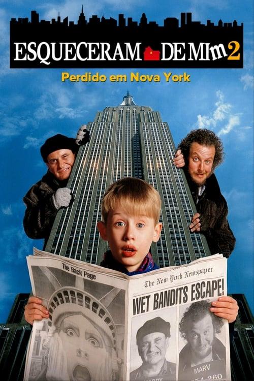 Esqueceram de Mim 2: Perdido em Nova York