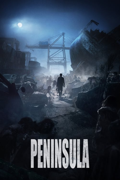 Poster. Train to Busan Presents: Peninsula (2020)