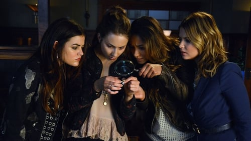 Pretty Little Liars - Season 4 - Episode 17: 17