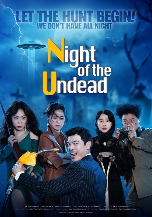 Image The Night of the Undead 2020