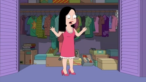 American Dad! - Season 18 - Episode 17: The Sinister Fate!!
