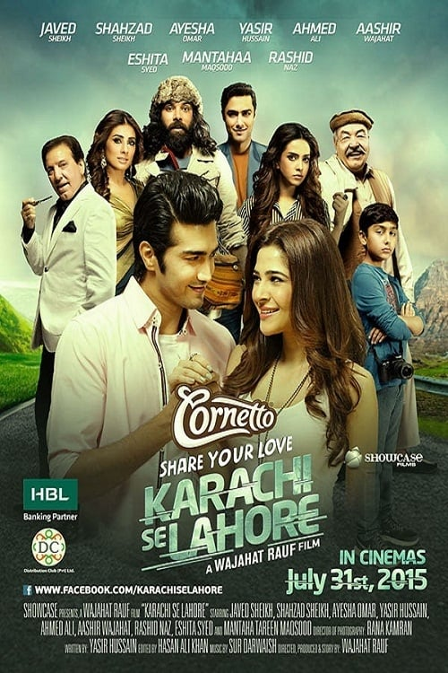 Filme Karachi se Lahore Streaming
