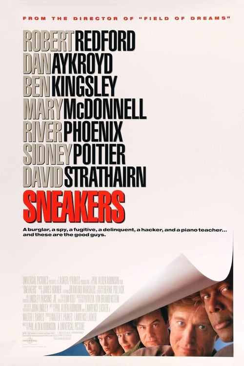 Download Sneakers (1992) Full Movie