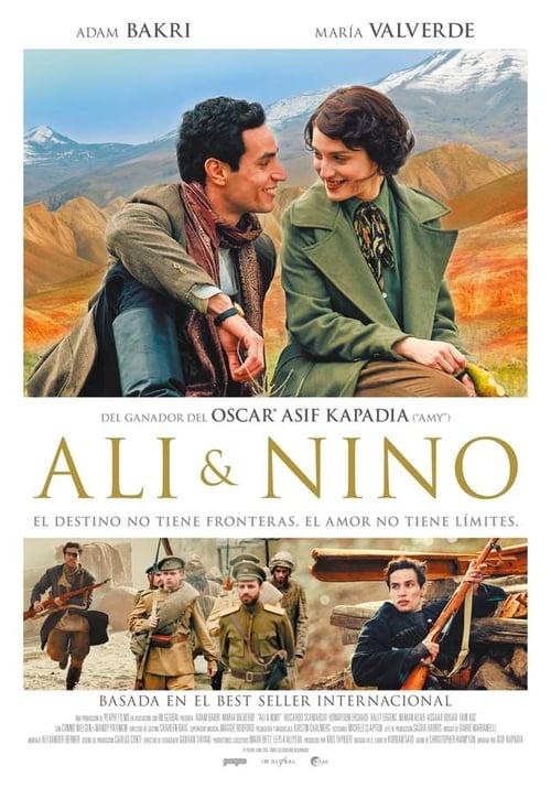 Ali and Nino Peliculas gratis