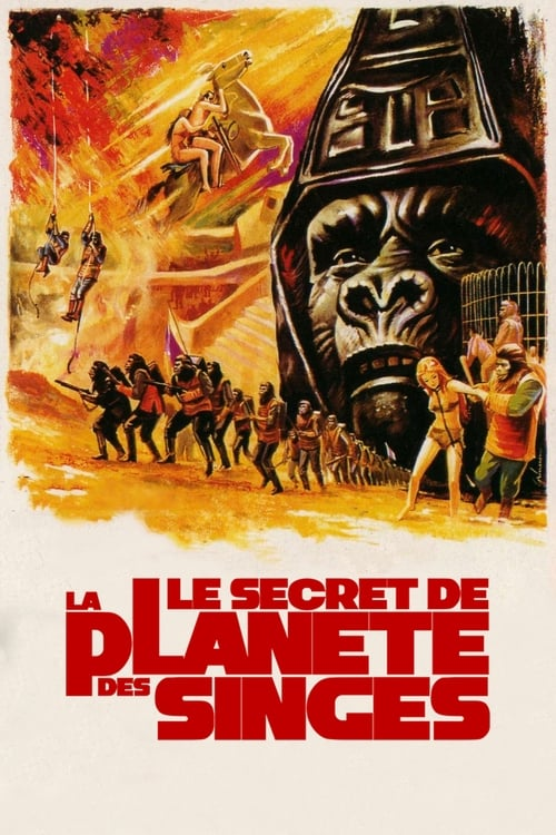 Regarder Le Secret de la Planète des Singes Avec Sous-Titres Français