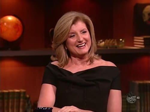 The Colbert Report: Season 5 – Episod Arianna Huffington