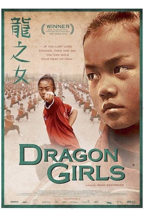Drachenmädchen - Poster