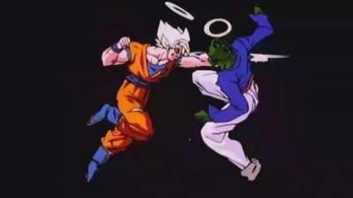 Goku Faz um Kamehameha com Toda Rapidez!