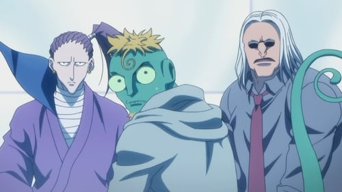 Hunter x Hunter: Season 2 – Episode Taking Stock x And x Taking Action