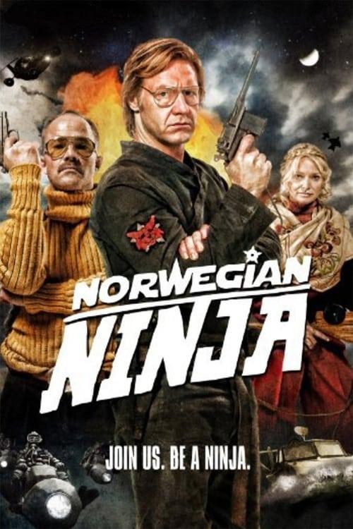 مشاهدة Kommandør Treholt & ninjatroppen مجانا على الانترنت