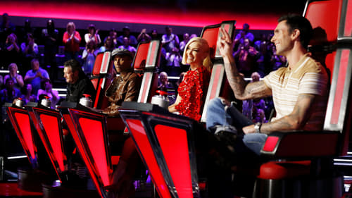 The Voice: Season 9 – Épisode The Best of the Blind Auditions