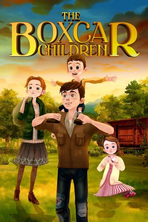 Mira La Película The Boxcar Children Gratis En Español