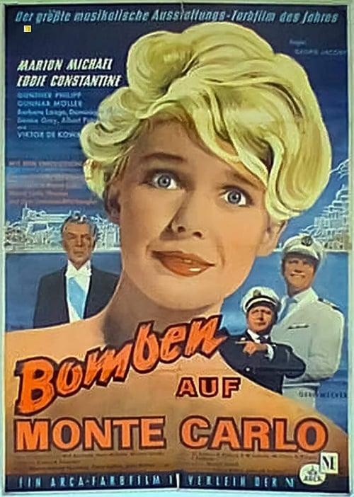 Bombs on Monte Carlo (1960)