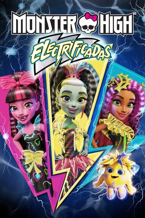 Mira Monster High: Electrificadas Completamente Gratis