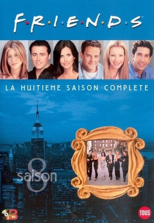 Friends: Saison 8