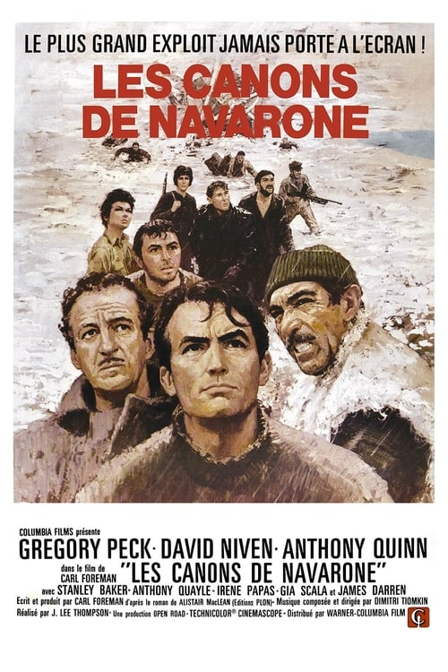 ➤ Les Canons de Navarone (1961) streaming openload