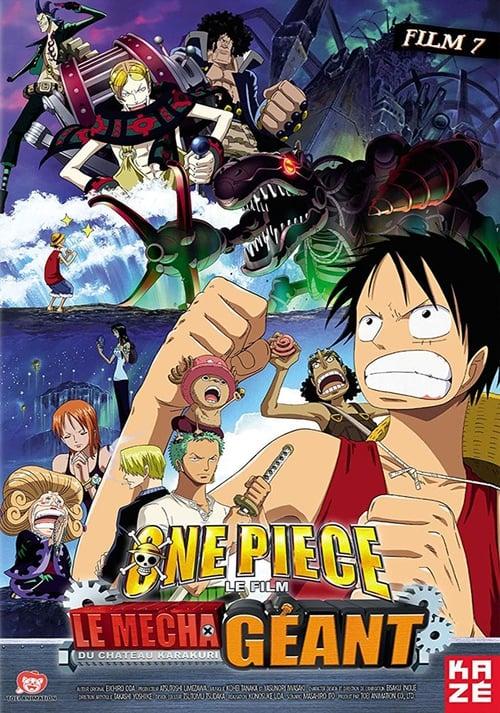 [1080p] One Piece, film 7 : Le Soldat mécanique géant du château Karakuri (2006) streaming openload