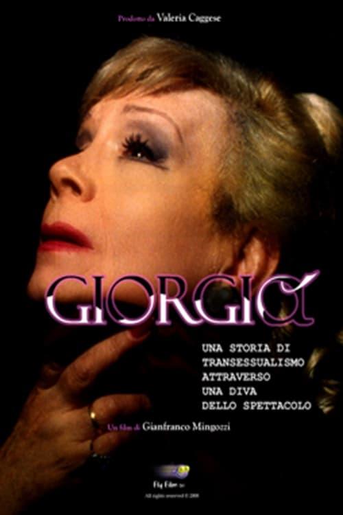 Giorgio/Giorgia - Storia di una voce poster