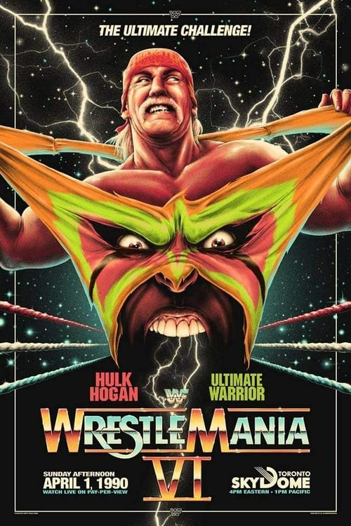 WWE WrestleMania VI (1990)