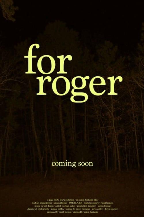 For Roger