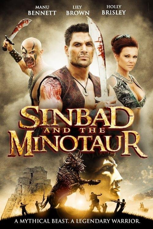 Poster von Sindbad und der Minotaurus