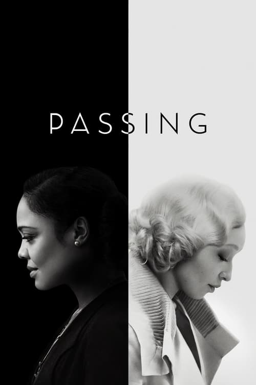 Passing (2021) Poster