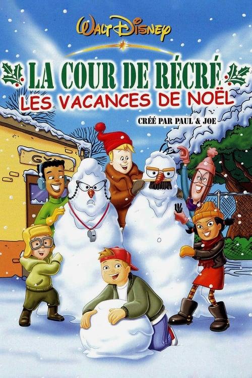 ★ La Cour de récré : Les Vacances de Noël (2001) streaming Disney+ HD