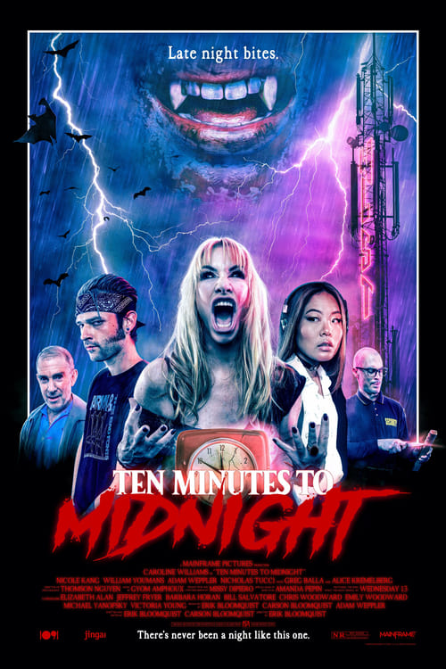 Image Ten Minutes to Midnight HD Online Completa Español Latino