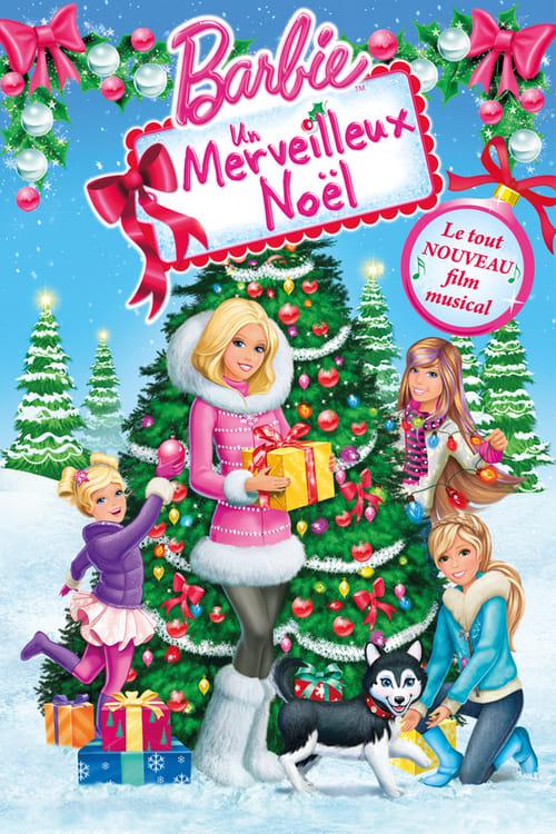 ➤ Barbie : Un merveilleux Noël (2011) streaming vf