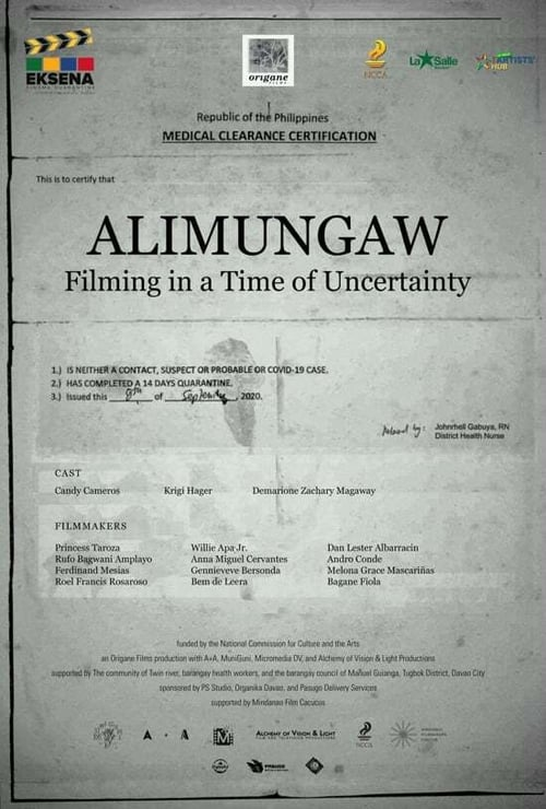 Alimungaw: Filming In A Time Of Uncertainty