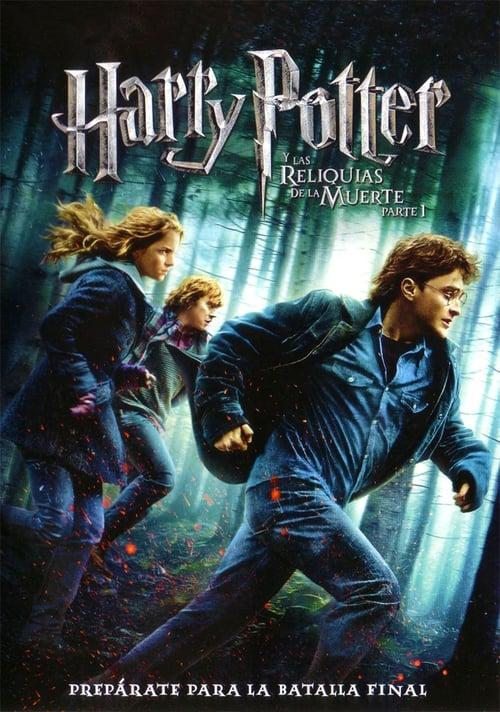 Harry Potter y las reliquias de la muerte – Parte 1