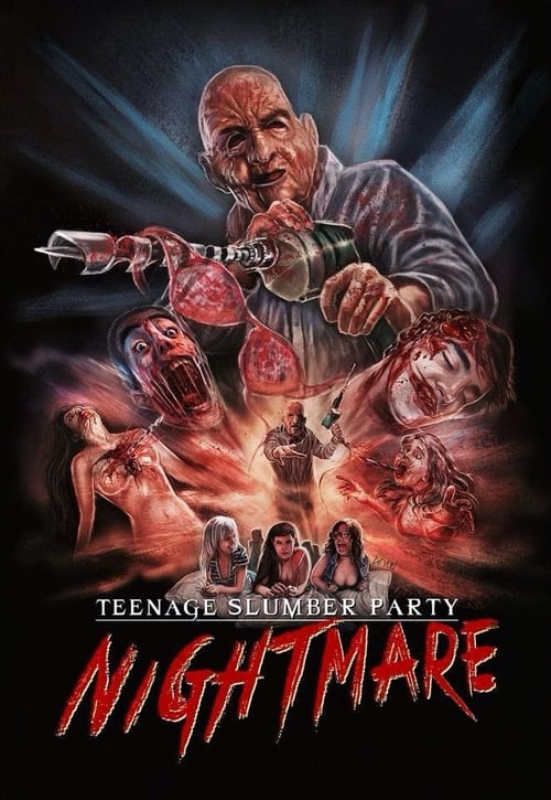 Teenage Slumber Party Nightmare (2015)