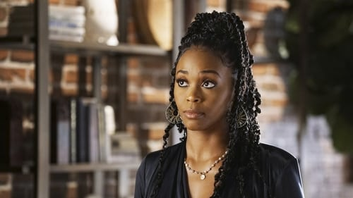 Black Lightning - Season 3 - Episode 4: The Book of Occupation: Chapter Four: Lynn's Ouroboros