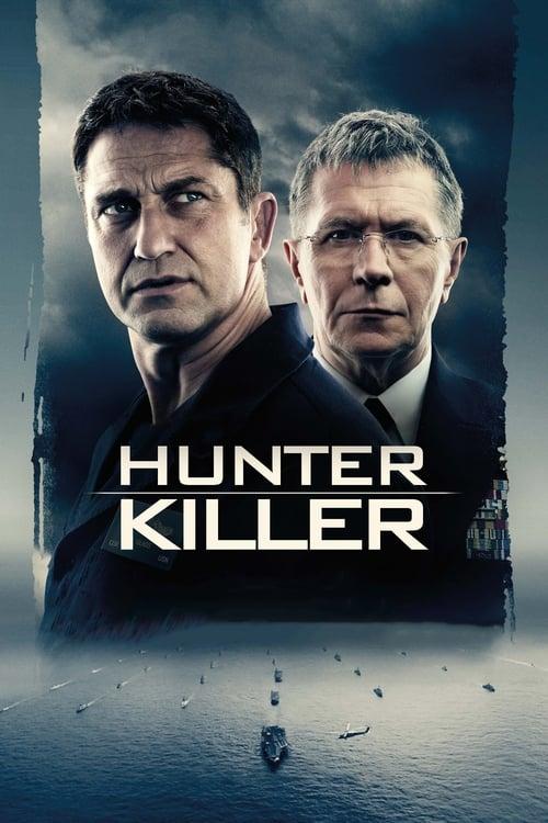 Hunter Killer poster image