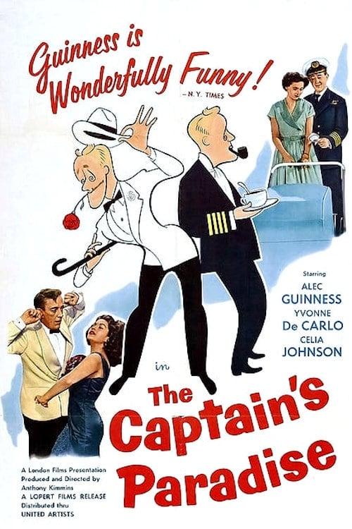 Mira La Película The Captain's Paradise En Buena Calidad