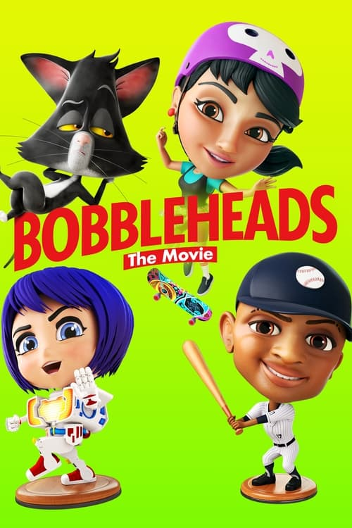 Bobbleheads: The Movie See here