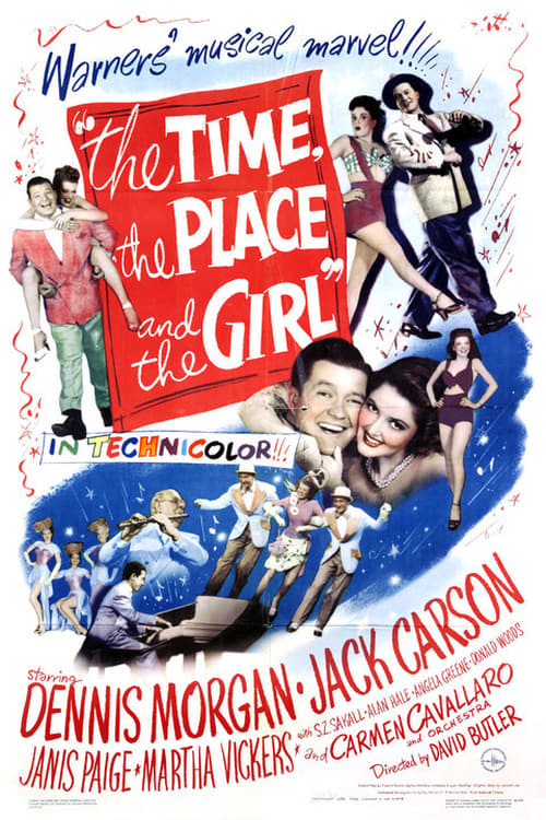 The Time, The Place and The Girl Online