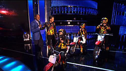 America's Got Talent: Season 6 – Épisode Week 7, Night 1