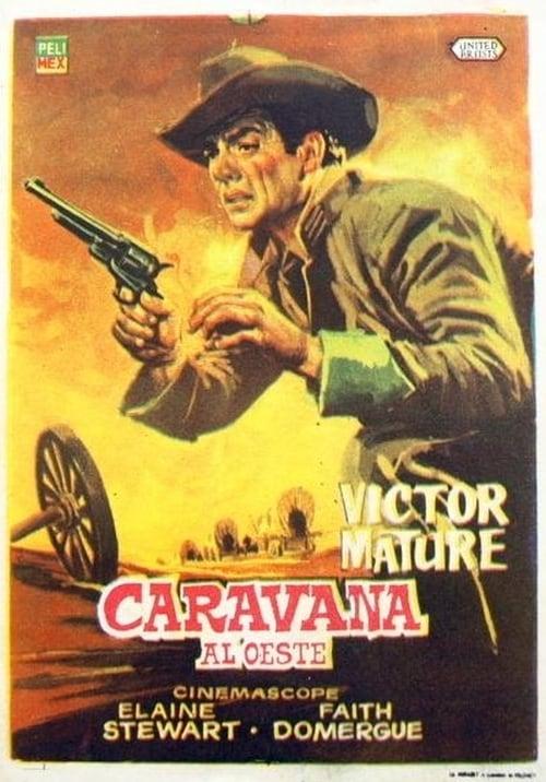 Película Caravana al Oeste Con Subtítulos En Español