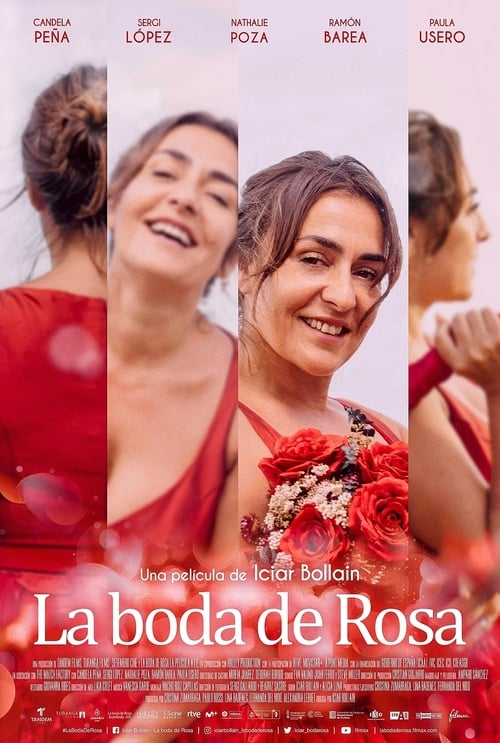 La boda de Rosa (2020) Poster