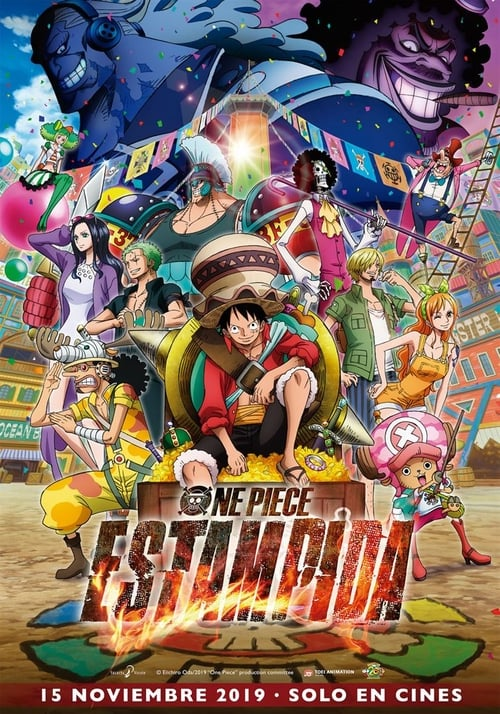 One Piece: estampida
