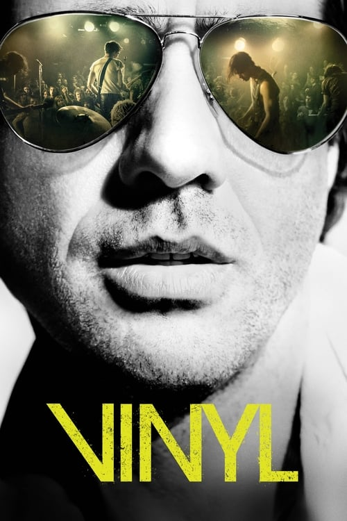 The poster of Vinyl