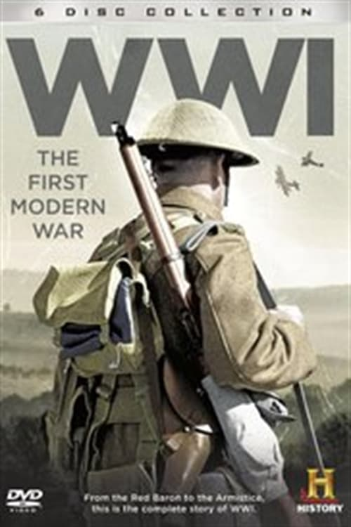 Ver pelicula WWI: The First Modern War Online