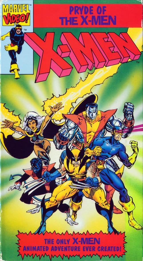 X-Men: Pryde of the X-Men (1989)