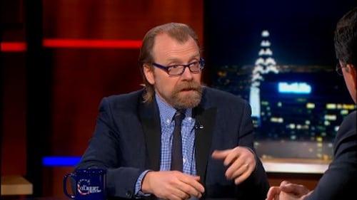 The Colbert Report: Season 9 – Episode George Saunders
