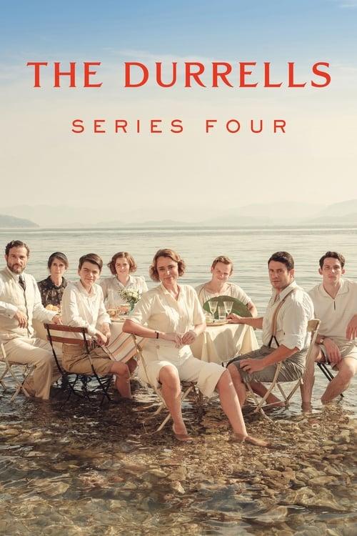 The Durrells in Corfu Poster