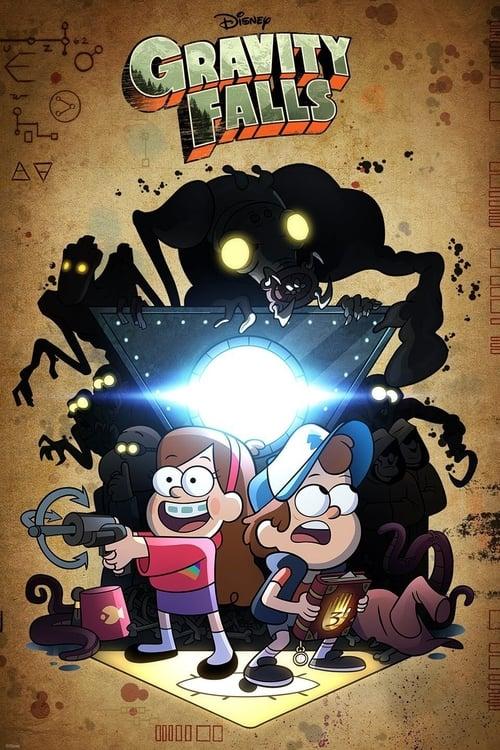 Gravity Falls-Azwaad Movie Database
