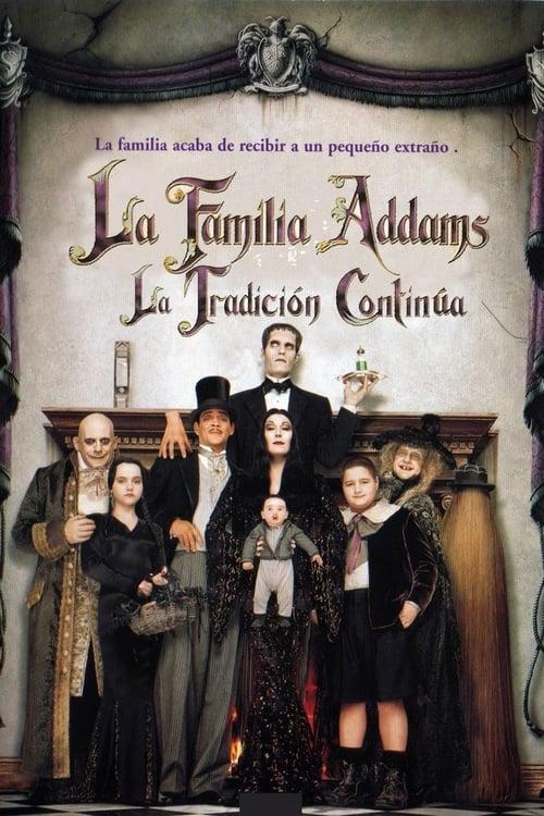 Imagen La familia Addams: La tradición continúa