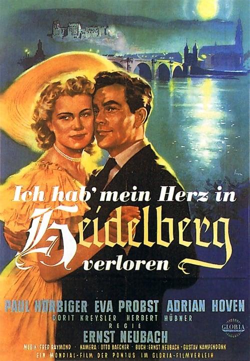 Télécharger Le Film Ich hab' mein Herz in Heidelberg verloren Entièrement Doublé